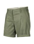 Fanes Chino Linen Shorts Women