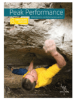 Peak Performance Klettertraining A - Z