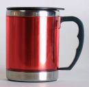 Thermobecher Mug Rot