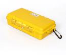 Peli Microcase 1060 gelb