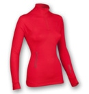 Competition Long Sleeve Zip Neck Women