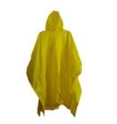 Leichtponcho - gelb