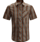 Pathline Short Sleeve Shirt Men