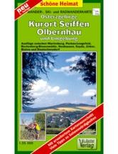 Osterzgebirge, Kurort Seiffen, Olbernhau und Umgebung