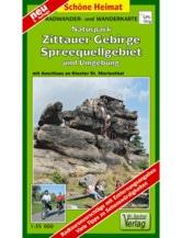 Naturpark Zittauer Gebirge, Spreequellgebiet und Umgebung