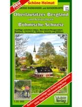 Oberlausitzer Bergland und Nationalpark Böhmische Schweiz