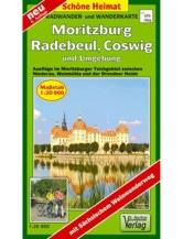 Moritzburg, Radebeul, Coswig und Umgebung