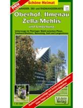 Oberhof, Ilmenau, Zella-Mehlis und Umgebung
