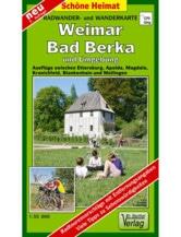 Weimar, Bad Berka und Umgebung