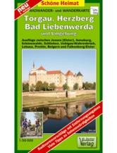 Torgau, Herzberg, Bad Liebenwerda und Umgebung