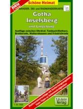 Gotha, Inselsberg und Umgebung