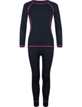 Girls Merino Baselayer Set