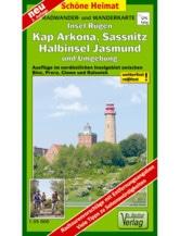 Insel Rügen, Kap Arkona, Sassnitz, Halbinsel Jasmund