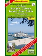 Insel Rügen, Bergen, Göhren, Baabe, Binz, Sellin