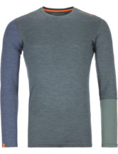 185 Rock'N'Wool Long Sleeve Men