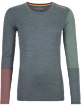 185 Rock'N'Wool Long Sleeve Women