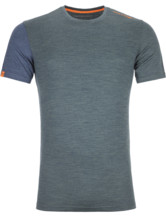 185 Rock'N'Wool Short Sleeve Men