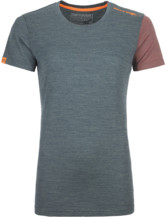 185 Rock'N'Wool Short Sleeve Women