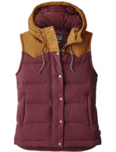 Bivy Hooded Vest Womens