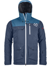 2L Swisswool Andermatt Jacket Men