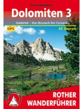 Wanderführer Dolomiten 3