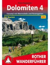 Wanderführer Dolomiten 4