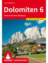 Wanderführer Dolomiten 6