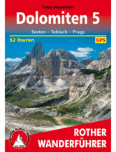 Wanderführer Dolomiten 5
