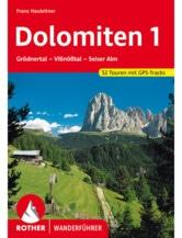 Wanderführer Dolomiten 1