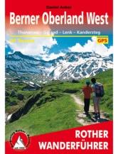 Wanderführer Berner Oberland West