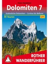 Wanderführer Dolomiten 7
