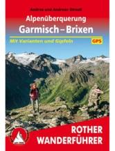 Wanderführer Alpenüberquerung Garmisch – Brixen