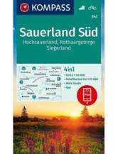 WK Sauerland Süd,Hochsauerland,Rothaarge