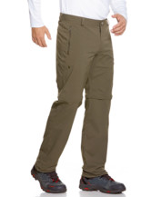 Mariso Men's Zip Off Pants