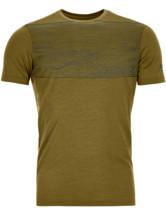 120 Cool Tec Wood T-Shirt Men