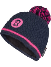 Girls Hemsedal Bobble Cap