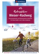RadReiseFührer Weserradweg