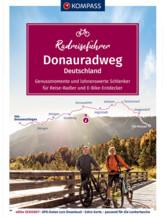 RadReiseFührer Donauradweg Deutschland