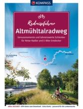 RadReiseFührer Altmühltalradweg