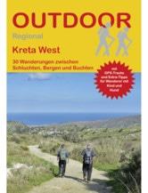 Kreta West: 30 Wanderungen