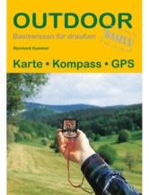 Karte · Kompass · GPS
