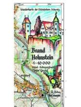 Brand Hohnstein 1:10.000