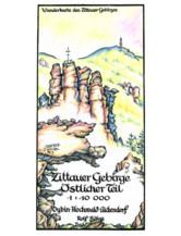 Zittauer Gebirge Östlicher Teil