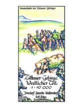Zittauer Gebirge Westlicher Teil