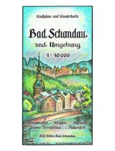 Bad Schandau und Umgebung 1:10.000