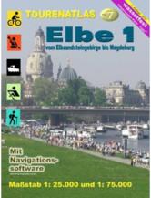 TourenAtlas TA7 Elbe 1