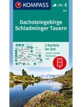 WK 293 Dachsteingebirge, Schladminger Tauern