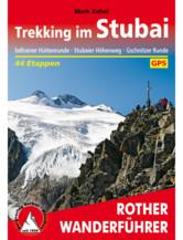Wanderführer Trekking im Stubai