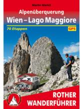 Alpenüberquerung Wien - Lago Maggiore