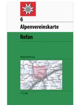 AV-Karte 6 - Rofan